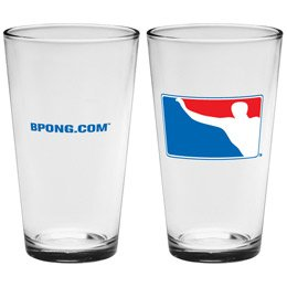 BPONG™ Pint Glass 1