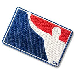 BPONG™ Beer Pong Patch 1