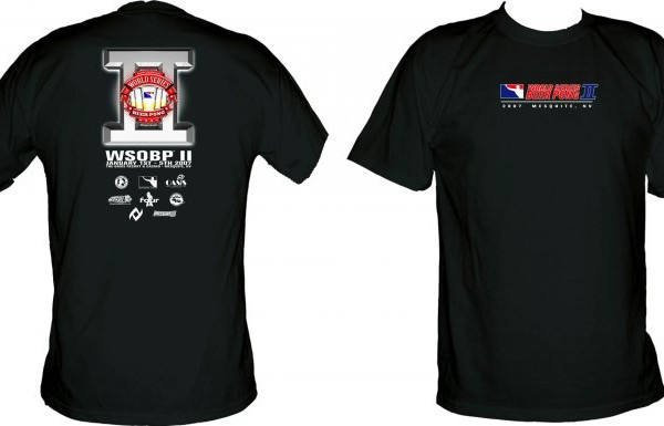 WSOBP II™ Event T-Shirt 1