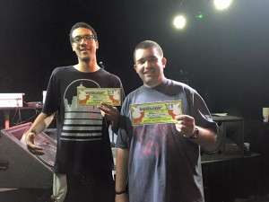 Seattle $5k WSOBP XI Satellite Tournament Winners